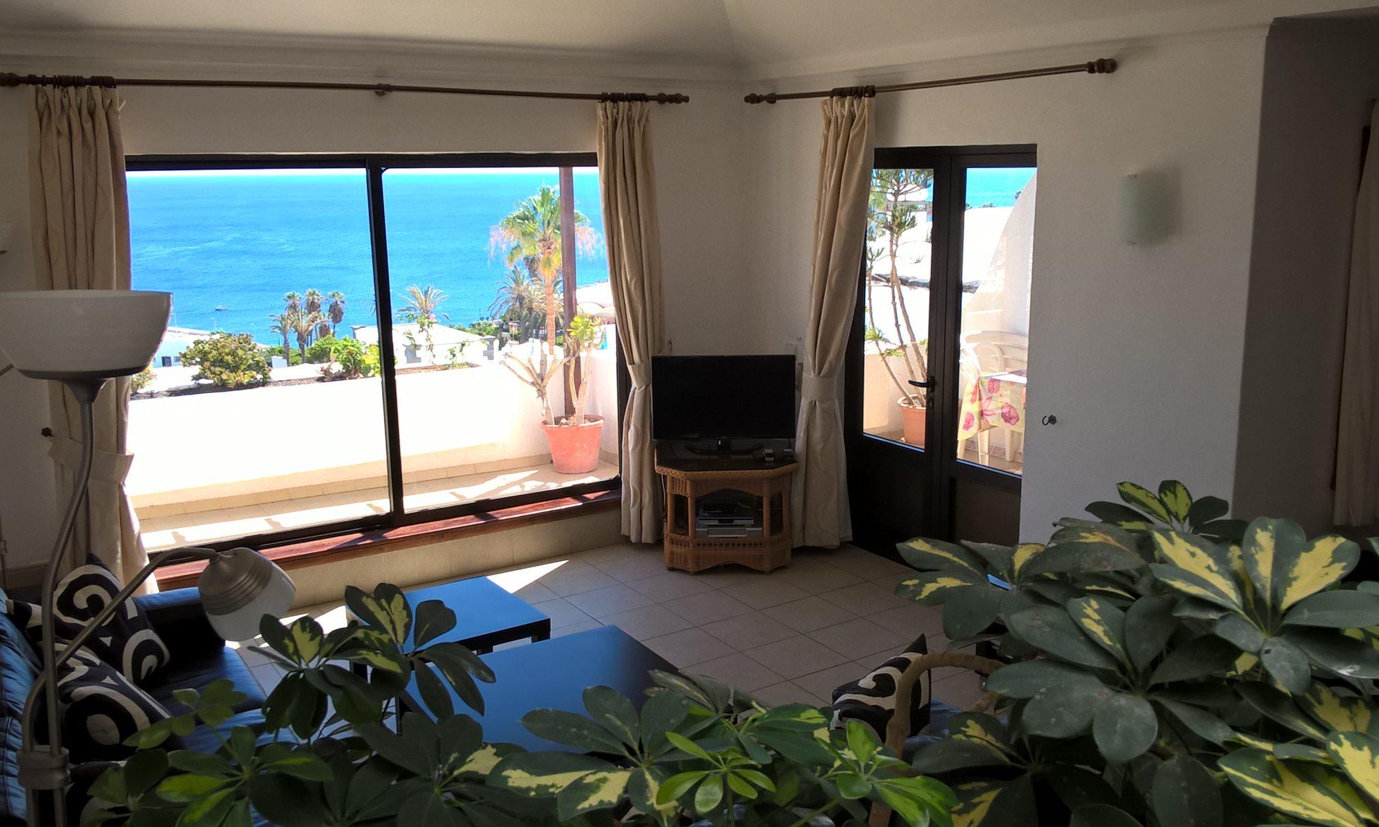 Penthouse, Lago Verde, Old Town, Puerto del Carmen, Lanzarote View