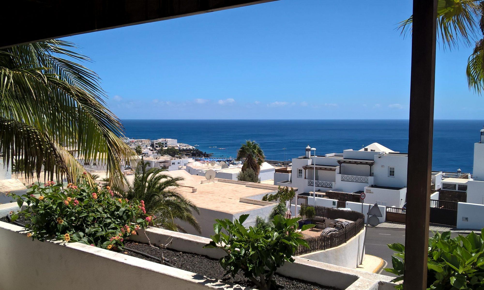Suite 24, Lago Verde, Old Town, Puerto del Carmen, Lanzarote view